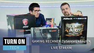 Gaming Rechner zusammenbauen Teil 1 - TECH - HD - Re-Live