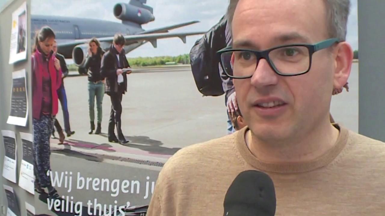 Niels van Heezik, Ministerie van Buitenlandse Zaken