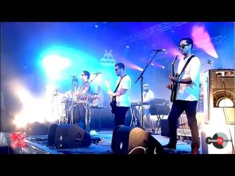 The Black Seeds - Cool Me Down - Lowlands 2012