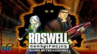 PS1 Roswell Conspiracies: Aliens, Myths & Legends 2001 PLAYTHROUGH