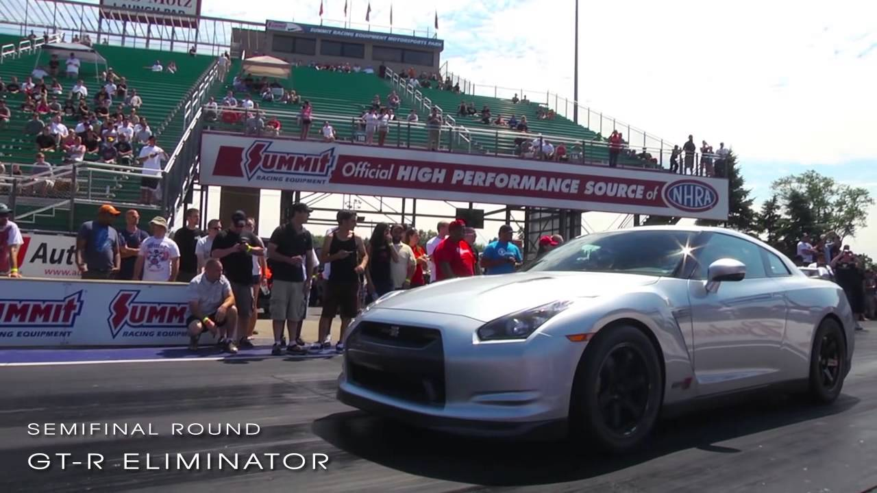Sheptrans Alpha 16 Powered R35 GTR 828173mph  YouTube
