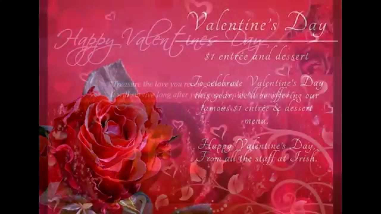 Happy valentines day greetings images videos quotes wishes happy valentines day greetings images videos quotes wishes best of 2015 youtube m4hsunfo