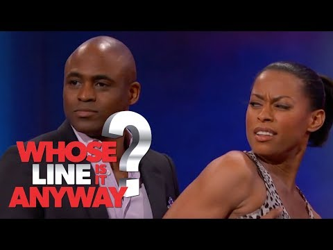 Bad Pick Up Lines With Kearran Giovanni | Whose Line Is It Anyway?