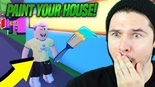 NUOVO HOUSING UPDATE IN ADOTTARMI!! (Roblox)