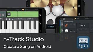 Erstellen Sie einen Song auf Android - | n-Track Studio
