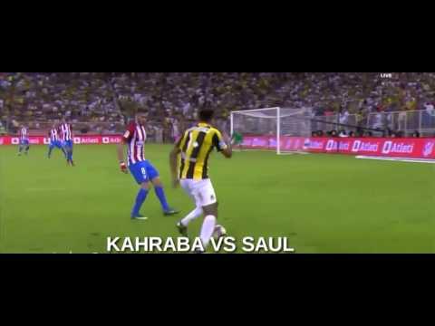 KAHRABA VS SAUL