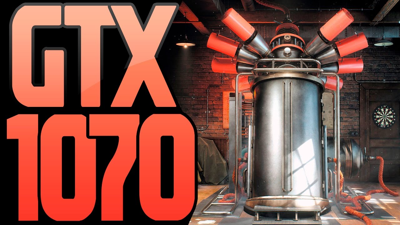 Unigine Superposition Benchmark GTX 1070 G1 GAMING & i5 6600K OC |  2560x1080 21:9 | FRAME-RATE TEST