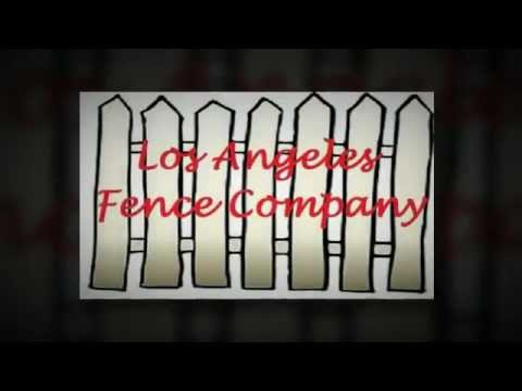 Fence Los Angeles | Fence company in Los Angeles