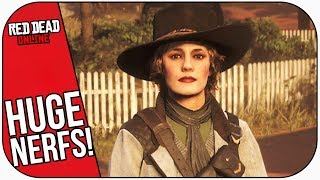 Red Dead Online: 60 HIDDEN Changes You MUST KNOW!