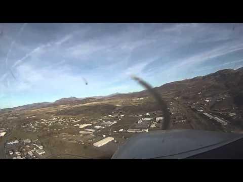 Steamboat Springs Airport (KSBS) Landing rwy32. (Steamboat, CO #59 of 67)