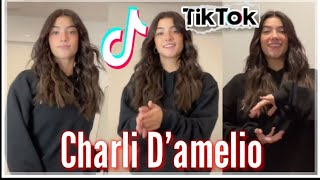 Charli D&#39Amelio New TikTok Compilation 2020