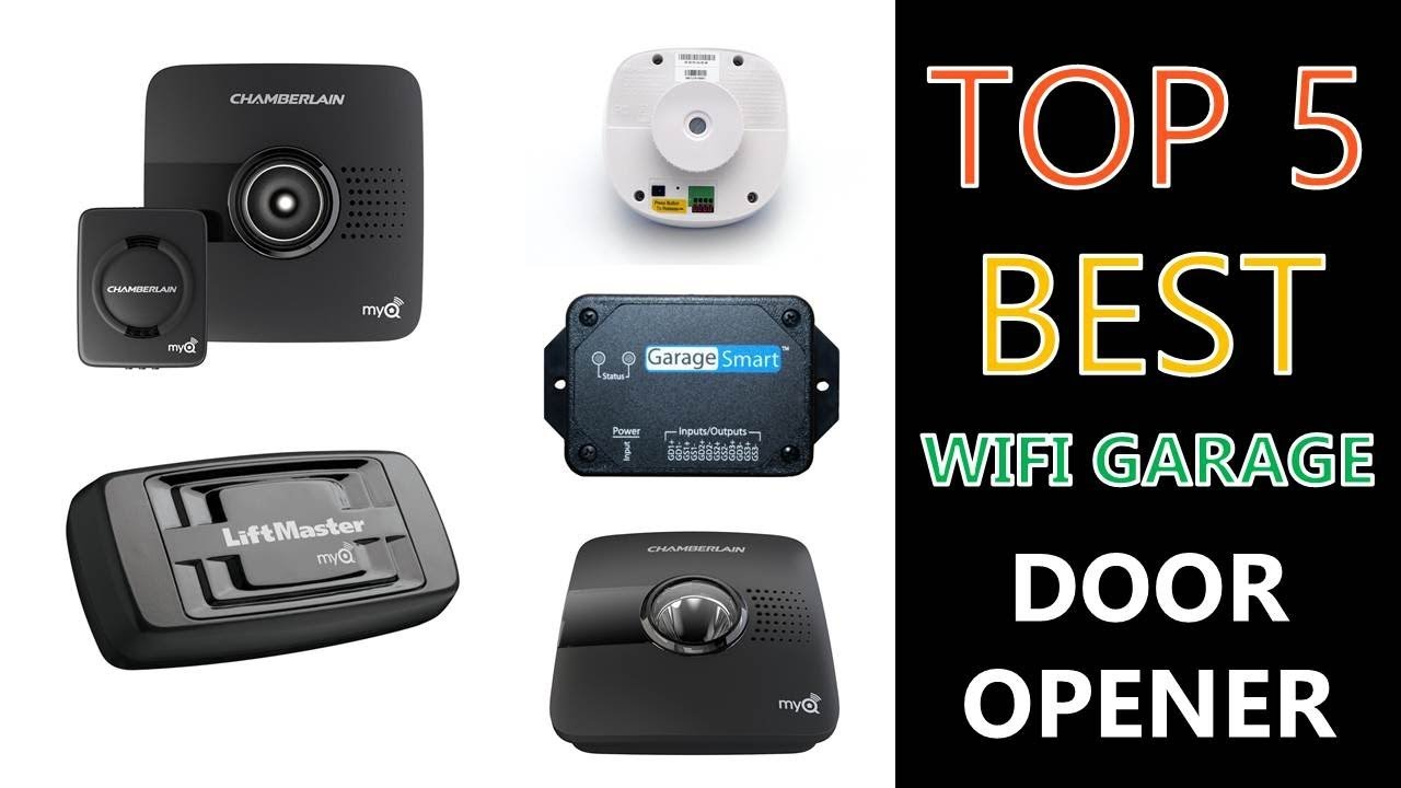 Best Wifi Garage Door Opener Youtube