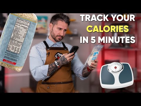 How To Track Your Calories & Tips For Beginners