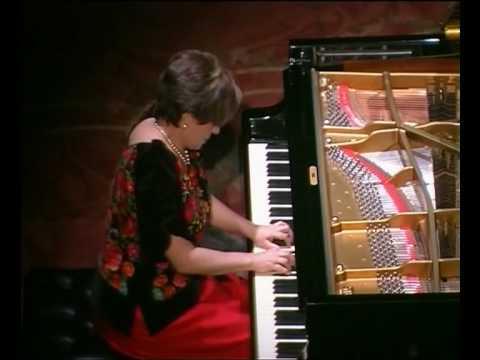Ignacio Cervantes - 6 Danzas Cubanas (Silvia Navarrete, piano)