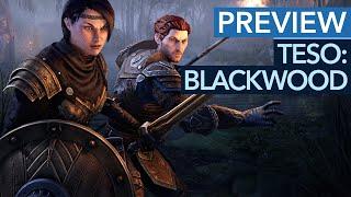 Einmal in die Hölle und zurück - The Elder Scrolls Online: Blackwood