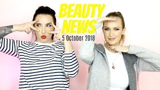 BEAUTY NEWS - 5 October 2018 | New Releases & Updates