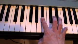 How to play Battle Cry on piano - Angel Haze and Sia - Tutorial
