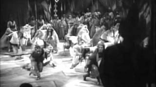 """Anton Walbrook in """"Der Kurier des Zaren"""" / """"Michel Strogoff""""  - 1935"""