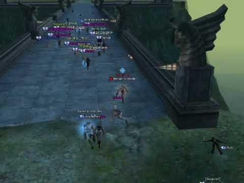ATX (Astronix) Clan vs  SA (ShadowAngels) -Lineage2 SEA Aria Server