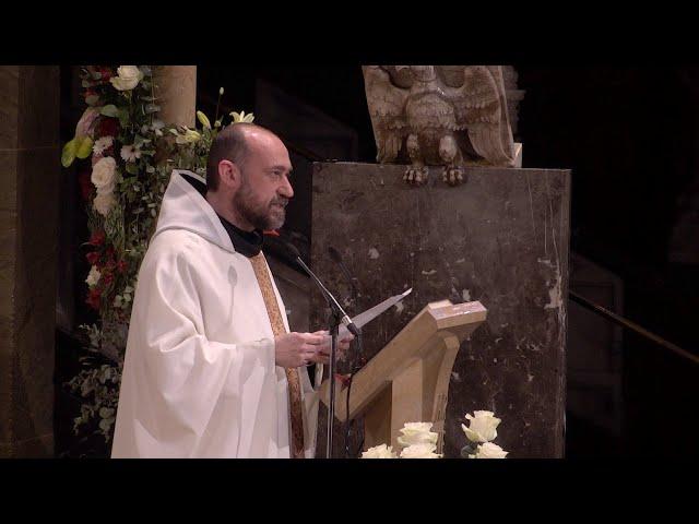 Homilia del diumenge V de Pasqua (2 maig 2021)
