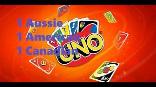 Roblox Uno Battle w/ 1 Aussie,1 American,1 Canadian