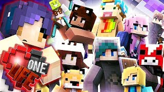 There's NO WAY I'm Going to Win | One Life Minecraft SMP PURGE FINALE