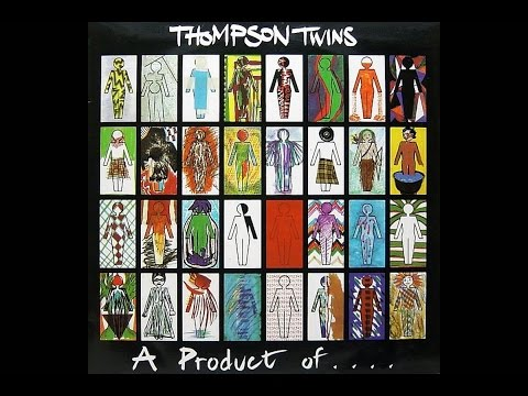 Thompson Twins - A Product of... (Participation) (1981 Full Album)