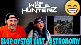 Blue Oyster Cult - Astronomy (Live) THE WOLF HUNTERZ Reactions