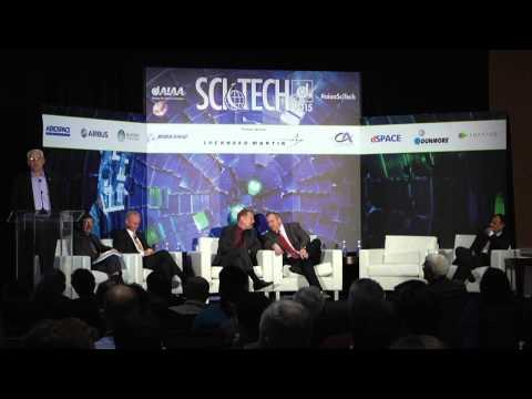 AIAA SciTech 2015: U.S. Government Aerospace Technology Roadmaps