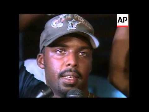 NICARAGUA: CUBAN BASEBALL PLAYERS SUCCESSFULLY FLEE CUBA