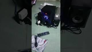 Mở hộp và test âm thanh loa Enkor R228