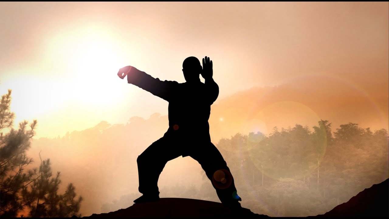 Les 18 mouvements du Tai Chi Qi Gong (ou Taiji Qi Gong) - YouTube