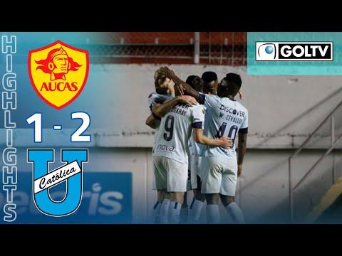 Aucas U. Catolica Goals And Highlights