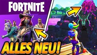 GLEICH VULKAN AUSBRUCH TO SEASON 6?🌋🔥 | NEW SEASON 6 BATTLE PASS! | Fortnite Battle Royale