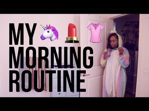 My Morning Routine | Get Ready with Me!!! | Jamie Grace