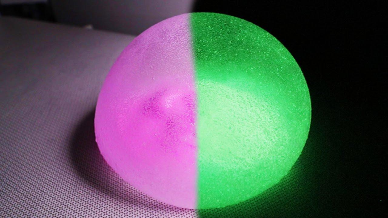 glow in the dark slime - 1280×720