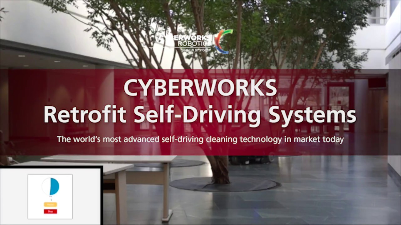 Self-Driving Robot l Autonomous Robot l Self-Driving Wheelchair