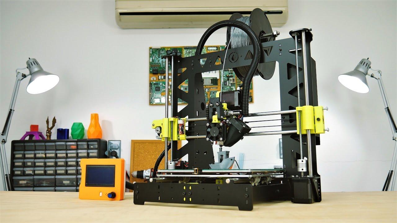 3D Printer Kit Prusa i3 Steel