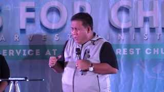 Supernatural Power of God by Bishop Oriel M. Ballano