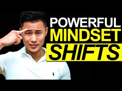 3 Mindset Shifts That Will Change Your Life Forever