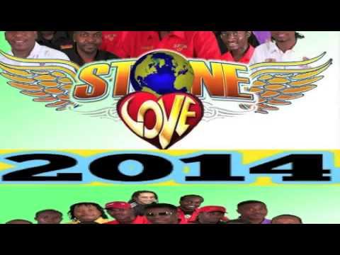 STONE LOVE-( EASY JUGGLING DANCEHALL) ------JUNE 2014