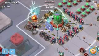 Tech Crunch | 1 hit | Dead End | RDT Trichon 1.0