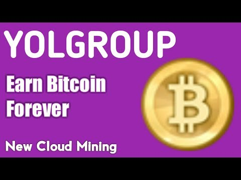 YOLGroup | The cosmic Crypto Could | Bitcoinmining Hourly | 2.7% Every Day Profit