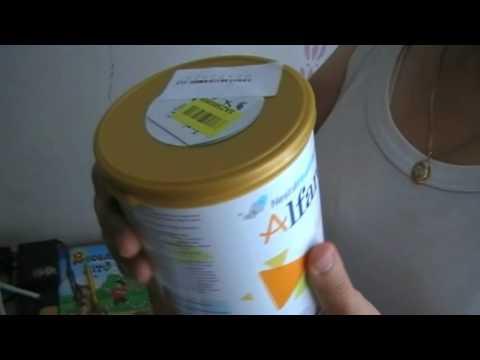 Пищевой продукт для специальных медицинских целей для детей с момента рождения с пищевой аллергией или пищевой непереносимостью Alfare 400 г (7613034815965)