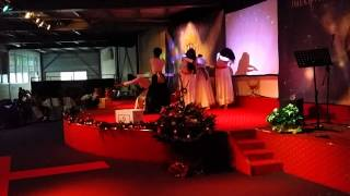 Psalm 23 Juanita bynum dance