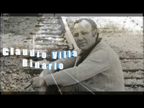 Claudio Villa. Binario con testo. Video Mario Ferraro