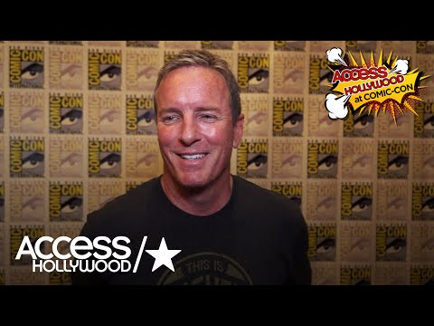 'Teen Wolf': Linden Ashby Says 'It's Really Emotional' Being At The 's Final ComicCon