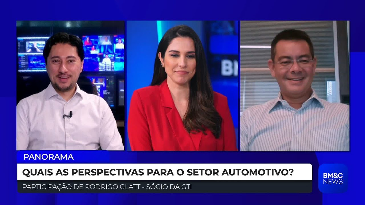 Rodrigo Glatt avalia empresas do setor industrial na bolsa