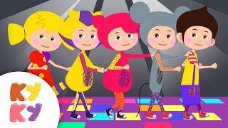 Сборник ДЕТСКАЯ ДИСКОТЕКА - КУКУТИКИ - Учимся танцевать под песни из мультфильмов