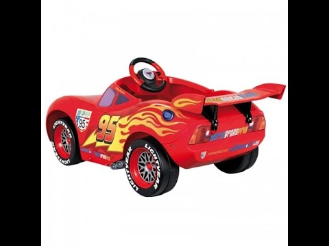 Coches juguetes para montar disney pixar cars 2 lightning mcqueen youtube - Juguetes disney cars ...